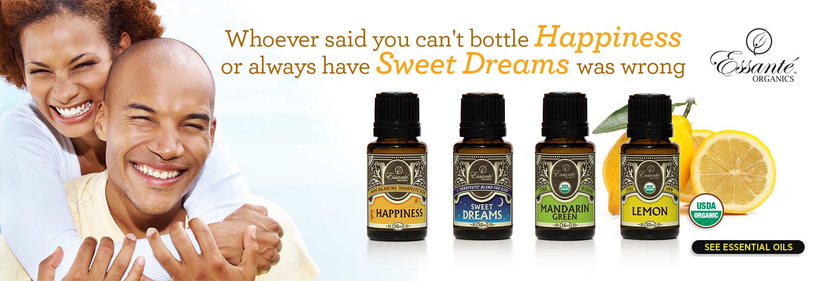 Happiness Essential Oil