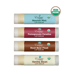 Web Offer: USDA Organic Lip Balm