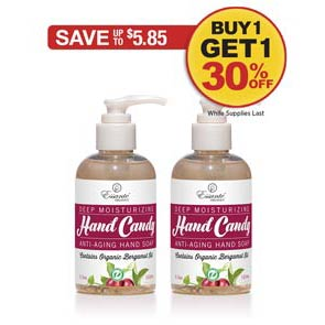Sale: BOGO 30% OFF Hand Candy Hand Soap