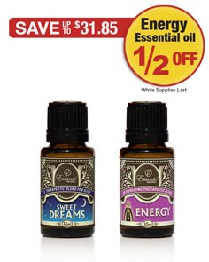 Sale: Sweet Dreams Oil Buy 1 Get Energy 1/2 OFF
