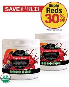 Sale: BOGO 30% OFF Super Reds Tub