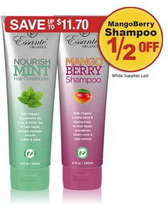 Sale: NourishMint Conditioner Buy 1 Get Shampoo 1/2 OFF