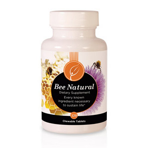 Bee Natural (120 Dissolvable Tablets)