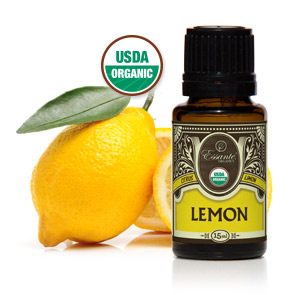 Essential Oil: Lemon 15ml