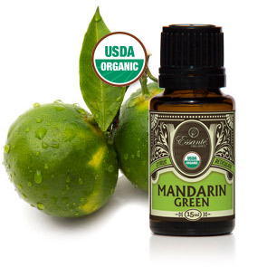Essential Oil: Mandarin Green 15ml