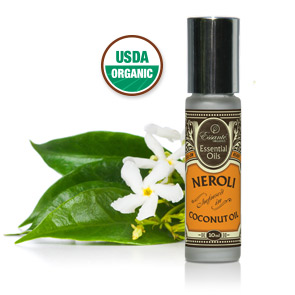 Essential Oil: Neroli in Coconut Oil (Roll-On Ready) 10ml
