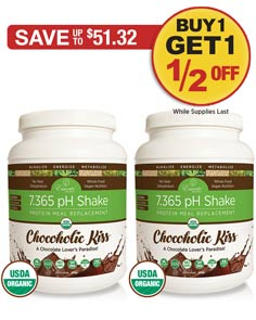 Sale: BOGO 1/2 OFF Chocolate Shake