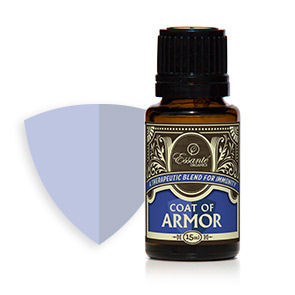 Essential Oil Blend: Coat of Armor 15ml