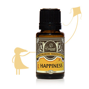 Essential Oil Blend: Happiness 15ml