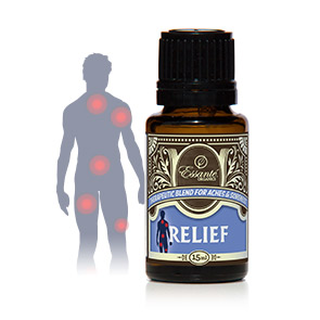 Essential Oil Blend: Relief 15ml