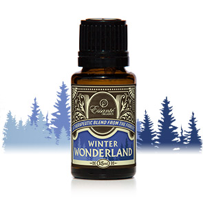 Essential Oil Blend: Winter Wonderland 15ml