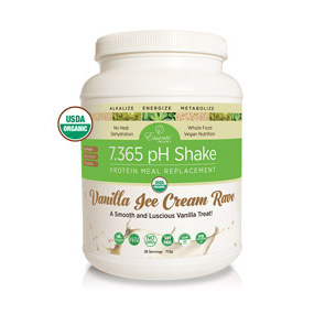 7.365 pH Protein Shake Vanilla (1 Canister, 28 Meals)