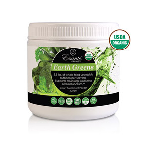 Earth Greens Powder (100 Servings)