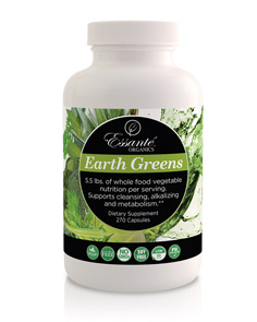 Earth Greens Capsules (270 Capsules)