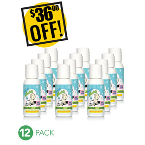 A DISCOUNTED PACK 12 Baby Lotions $36 OFF