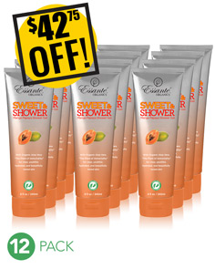 X12 DISCOUNT: 12 Sweet & Shower Gels $42.75 OFF
