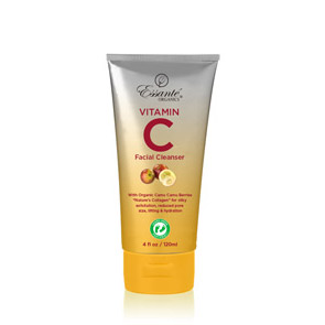 Vitamin C Facial Cleanser 4oz
