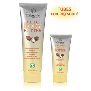 Web Offer: Citrus Body Butter