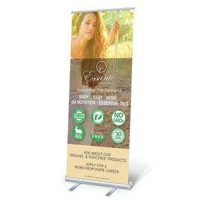 Tools: Pull Up Banner: Model on Swing