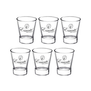 Tools: 6 Super Reds Shot Glasses