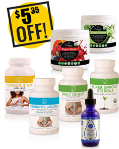 A DISCOUNTED PACK Protocol Pack 7 Products $5.35 OFF